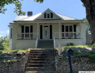 Marshall County, Jackson County Single Family Home For Sale: 616 Brummel Ave