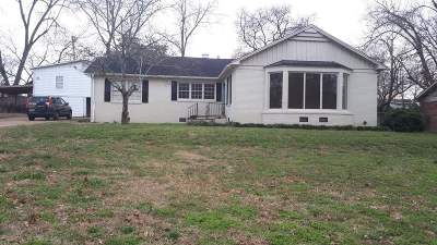 Scottsboro Single Family Home For Sale: 508 Martin Street