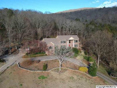 Brownsboro Single Family Home For Sale: 1030 Dug Hill Road