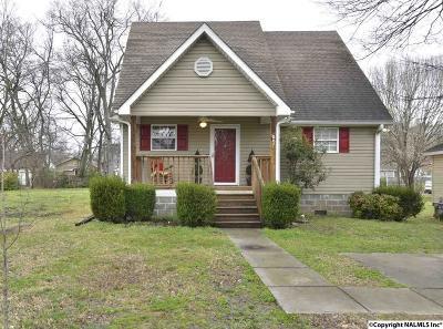 Single Family Home For Sale: 807 Rison Avenue
