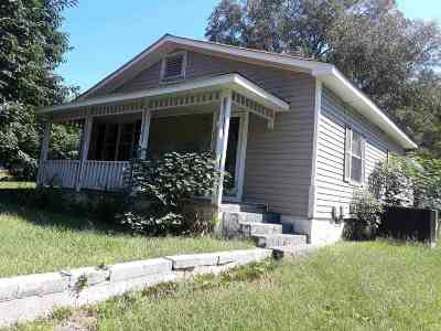 Scottsboro Single Family Home For Sale: 407 South Street