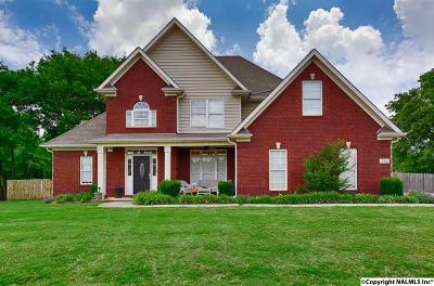 Huntsville Single Family Home For Sale: 111 Moore Springs Circle
