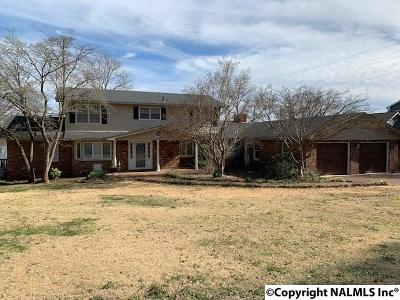 Marshall County, Jackson County Single Family Home For Sale: 3221 Sunrise Drive