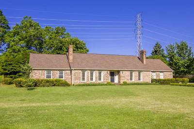 Decatur Single Family Home For Sale: 2305 Meadowbrook Road