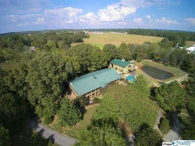 Limestone County Single Family Home For Sale: 19411 Sandlin Road