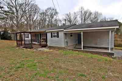 Bryant Single Family Home For Sale: 12 County Road 712