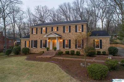 Huntsville Single Family Home For Sale: 1903 Cedar Ridge Road