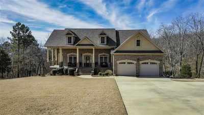 Scottsboro Single Family Home For Sale: 1231 Monte Sano Drive