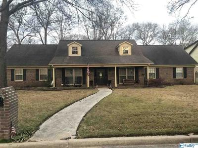 Decatur Single Family Home For Sale: 1602 Eastwood Drive