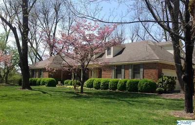 Albertville Single Family Home For Sale: 2822 Highpoint Road