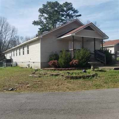 Scottsboro Single Family Home For Sale: 215 S Ridley Street