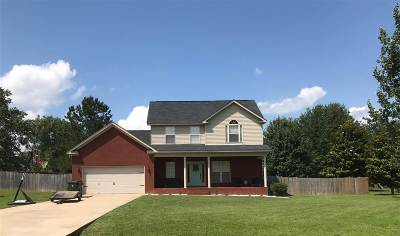 Harvest Single Family Home For Sale: 105 Willow Valley Drive