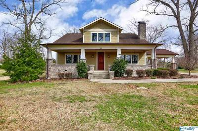 Meridianville Single Family Home For Sale: 159 Strong Mill Road