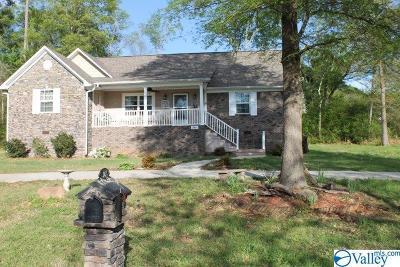Langston Single Family Home For Sale: 243 Robert Davis Road
