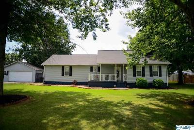Harvest Single Family Home For Sale: 27320 McLemore Circle