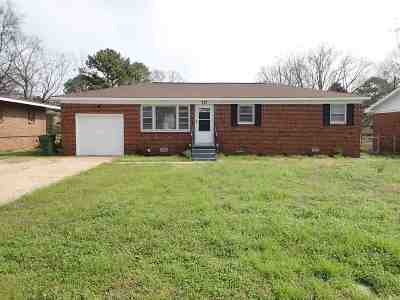Huntsville Single Family Home For Sale: 722 W Arbor Drive