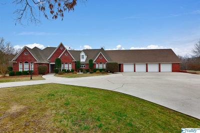 Hartselle Single Family Home For Sale: 575 SE Byrd Road