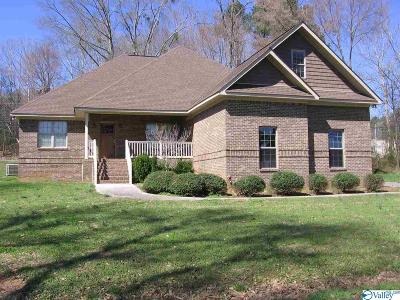 Guntersville Single Family Home For Sale: 2400 Thomas Avenue