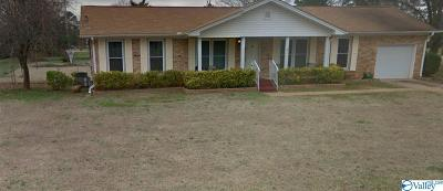Huntsville Single Family Home Contingent: 3333 E East Helena Drive