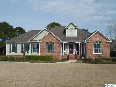 Marshall County, Jackson County Single Family Home For Sale: 50 Jonquil Drive