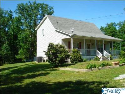 Flat Rock Single Family Home For Sale: 424 County Road 806