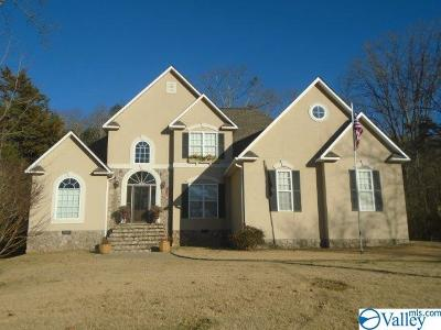Guntersville Single Family Home For Sale: 758 Signal Point Road