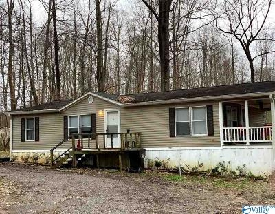 Scottsboro Single Family Home For Sale: 1835 County Road 531