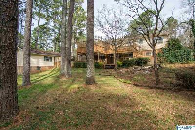 Scottsboro Single Family Home For Sale: 906 Dayton Drive