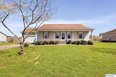 Arab Single Family Home For Sale: 161 Walley Drive
