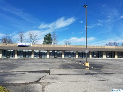 Harvest Commercial For Sale: 27669 Capshaw Road