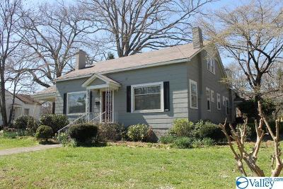 Fort Payne Single Family Home For Sale: 610 NW Grand Avenue