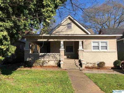 Decatur Single Family Home For Sale: 1314 9th Avenue