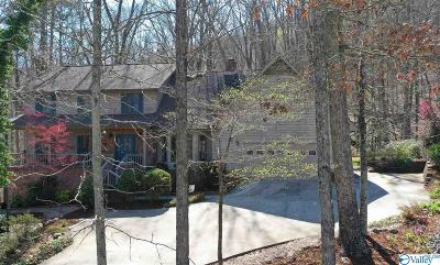 Guntersville Single Family Home For Sale: 3317 Wyeth Drive