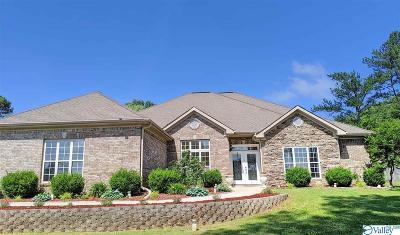 Harvest Single Family Home For Sale: 15035 Pepper Creek Road