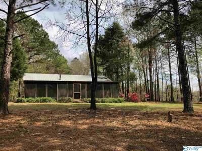 Cedar Bluff Single Family Home For Sale: County Road 75