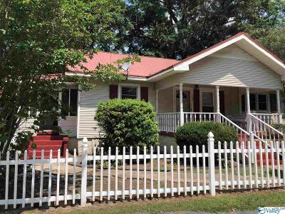 Hartselle Single Family Home For Sale: 1602 Sparkman Street