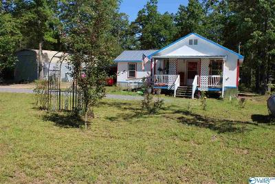 Flat Rock Single Family Home For Sale: 820 County Road 814