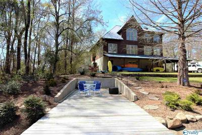 Cedar Bluff Single Family Home For Sale: 455 County Road 766