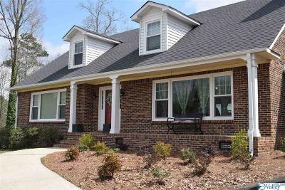Guntersville Single Family Home For Sale: 3321 Creek Circle