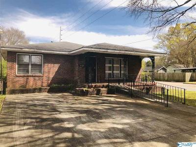 Decatur Single Family Home For Sale: 1124 8th Avenue