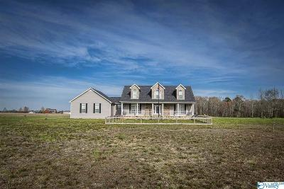 Single Family Home For Sale: 25678 Mooresville Road