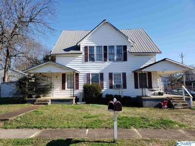 Single Family Home For Sale: 3509 Clopton Street