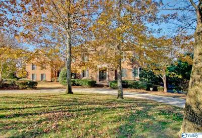 Huntsville Single Family Home For Sale: 1530 Chandler Road