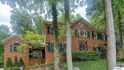 Huntsville Single Family Home For Sale: 2276 Governors Bend Road