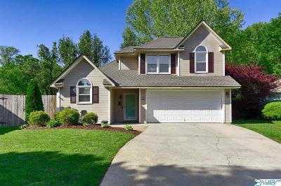 Huntsville Single Family Home For Sale: 1027 Brisbane Lane