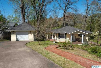 Muscle Shoals AL Single Family Home For Sale: $484,900