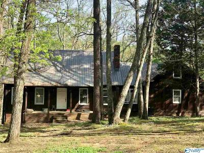 Fort Payne Single Family Home For Sale: 6201 Robin Lane