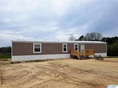 Fort Payne Mobile Home For Sale: 882 Culver Road