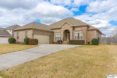 Owens Cross Roads Single Family Home For Sale: 7511 Parktrace Lane