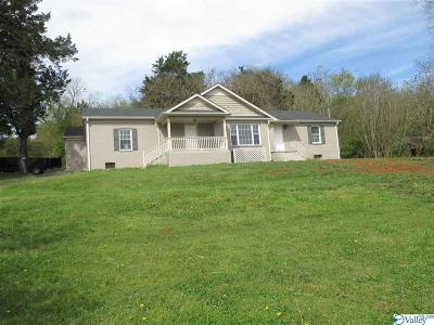 Madison County, Limestone County Single Family Home For Sale: 10101 N Memorial Pkwy